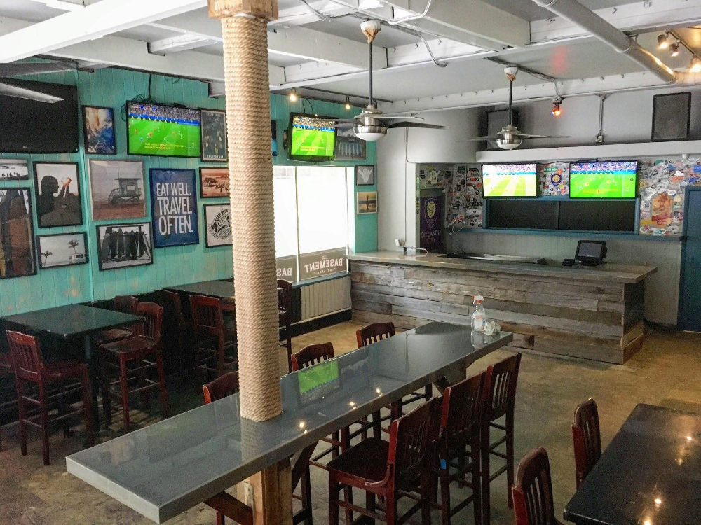 Downtown Orlando is getting an express Jimmy Hula's inside