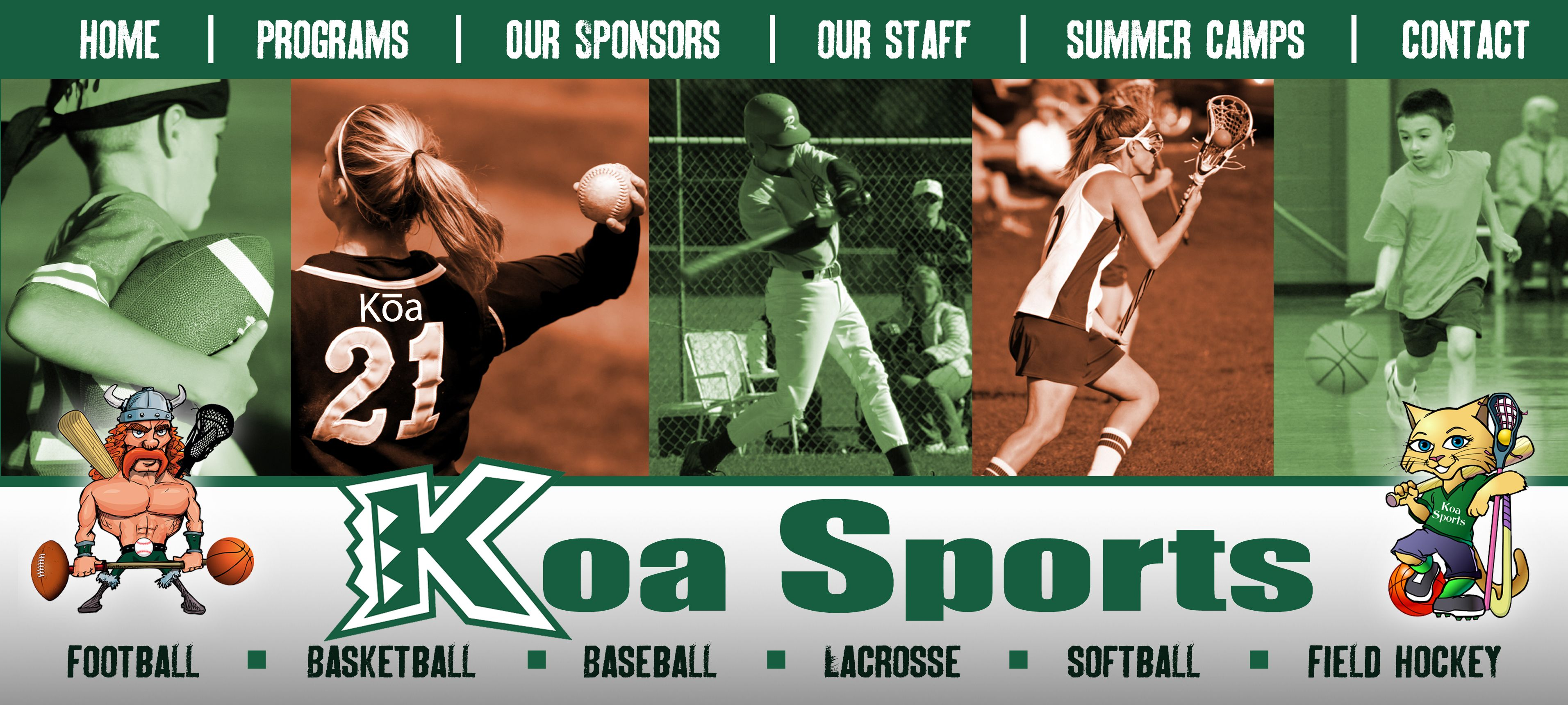 Welcome To Koa Sports Pronounced Koh Uh Where Our Motto Is Changing Kids Lives Through Sports We Are The Leader Of B With Images Sports Camp Kids Sports Summer Camp