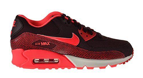 nike air max 90 donne scarpe in borgogna / super punch squadra rossa