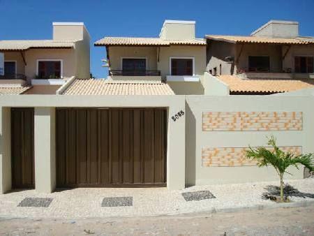 Fachadas de casas modernas com port o arquitetura - Modelos de fachadas de casas modernas ...