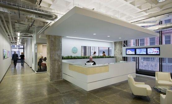Polished Concrete Floor Office Decorating Ideas 411145 Floors
