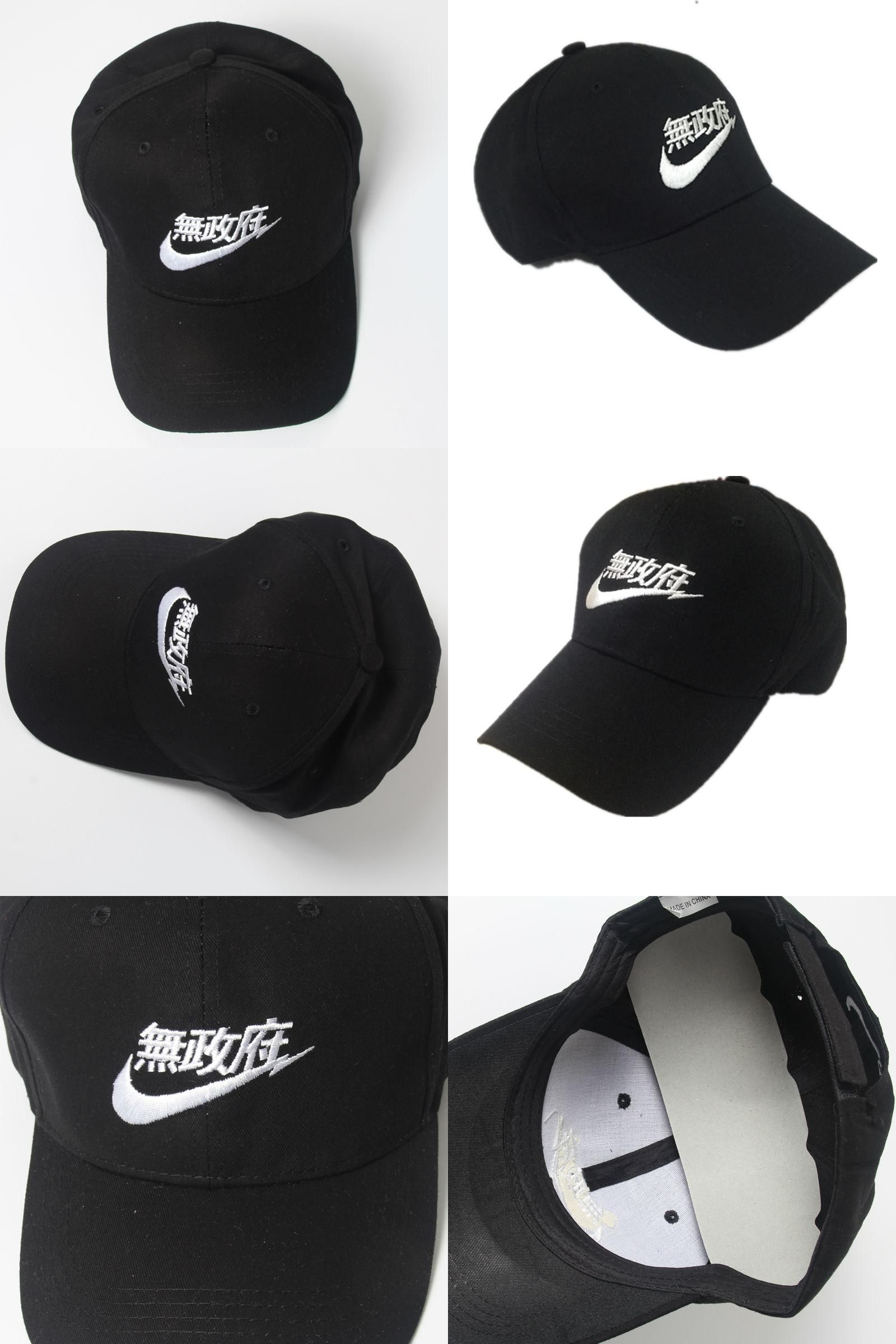 7044740ca06  Visit to Buy  Spring summer autumn anarchy embroidery baseball cap male ms cap  hat