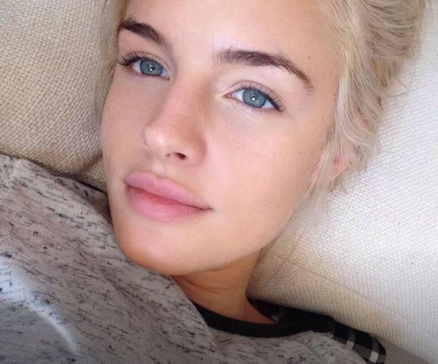 Jean watts, how is it possible to look this gorgeous without makeup