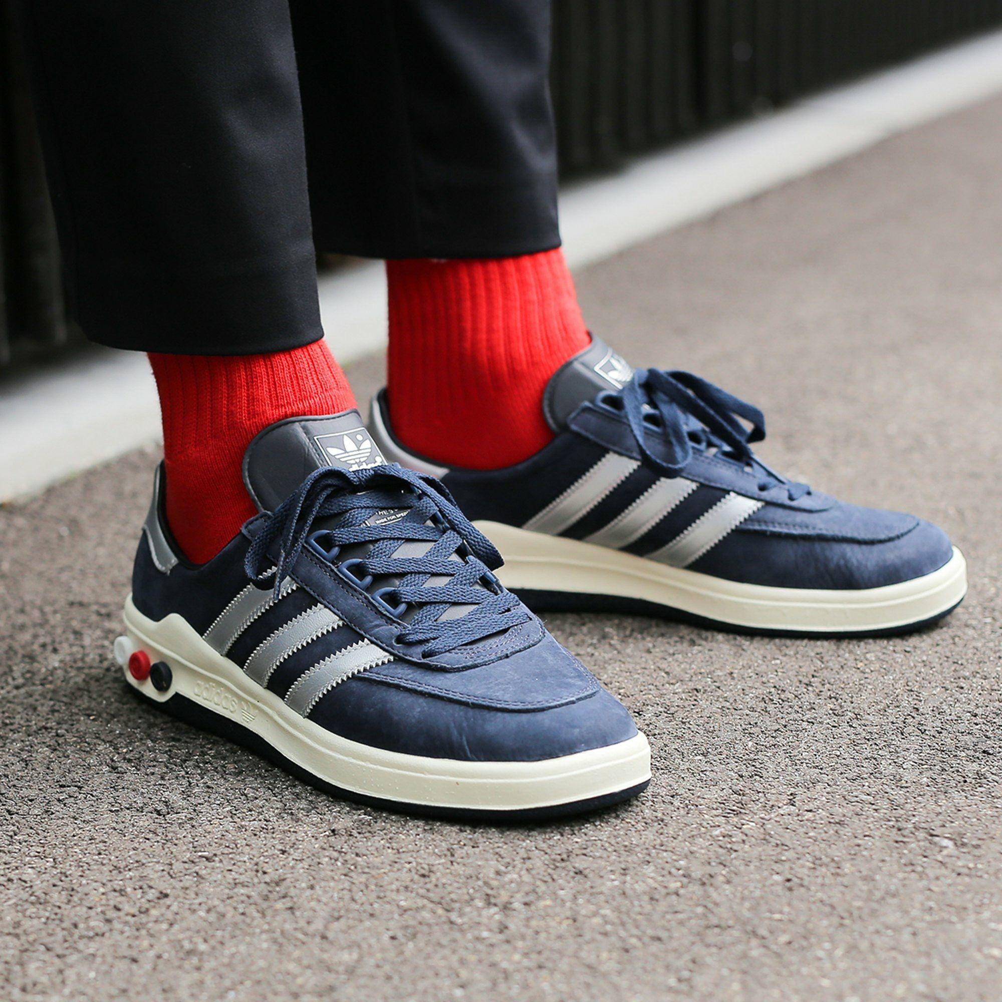 Adidas Originaux Adidas Chaussures De Sport Clmba Spzl - Bleu bNU33lt2
