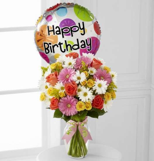 Best Birthday Flowers Images :: Birthday Wishes & Bouquet ...