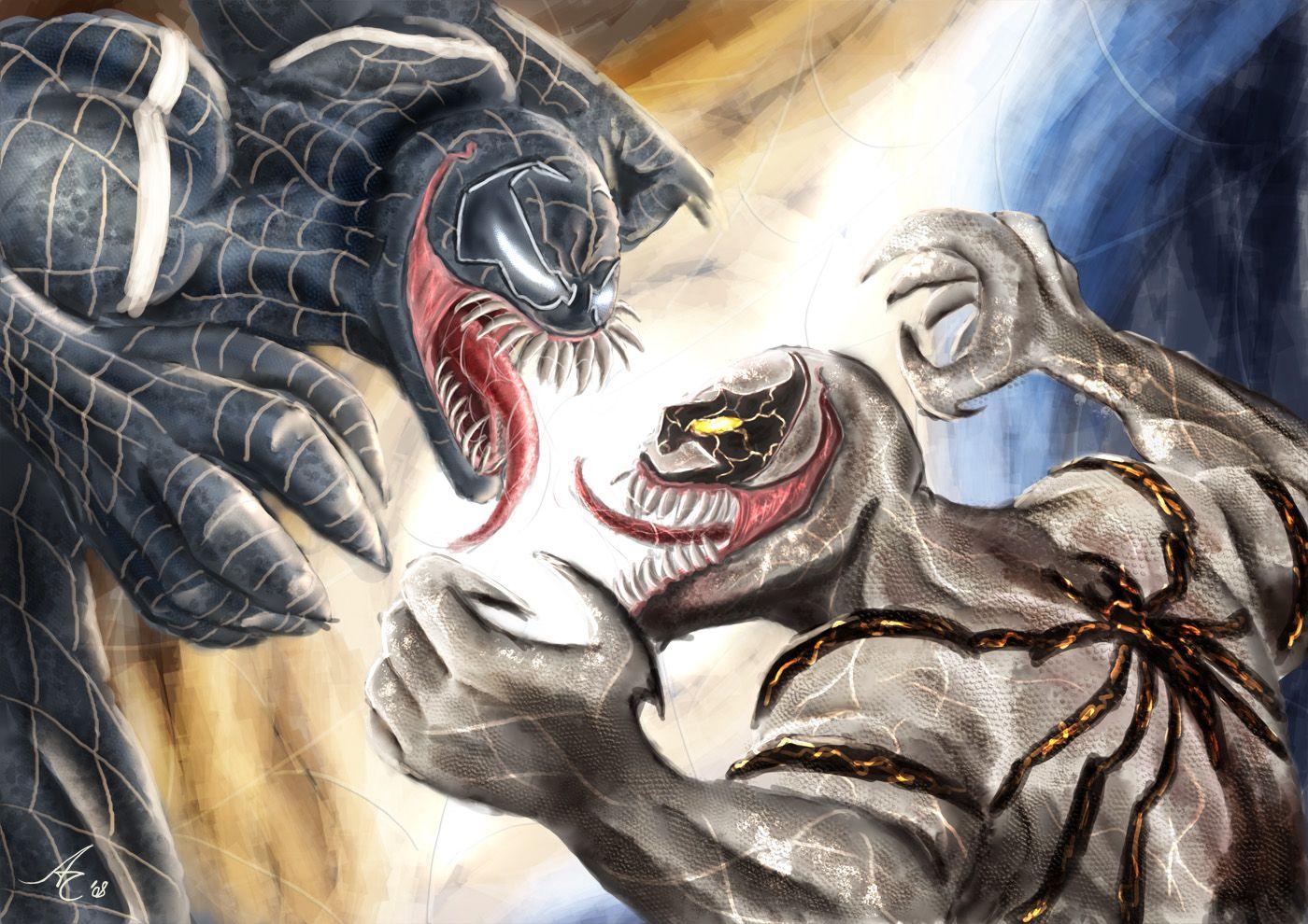 download venom vs carnage vs toxin vs anti venom excelsior