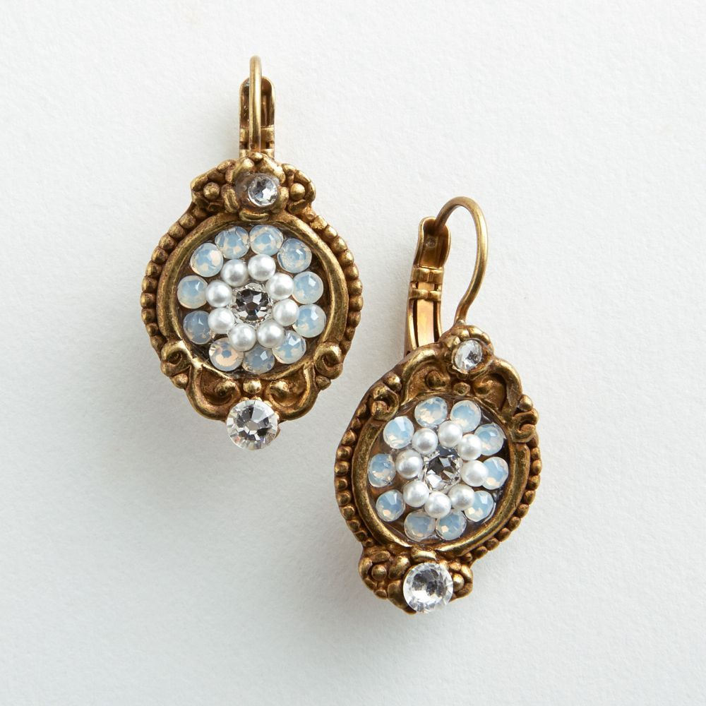Toscana Vintage Style Earrings National Geographic