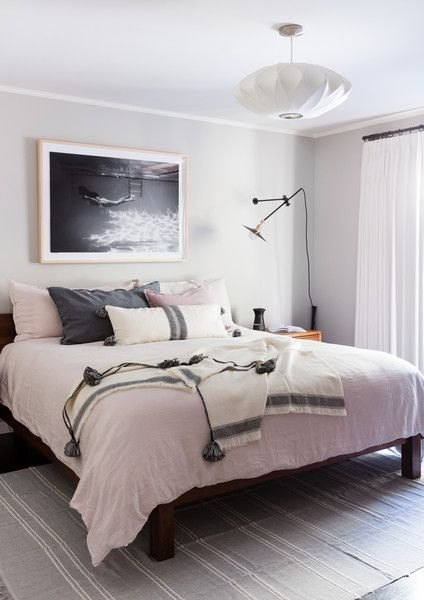 Hanging Out  - How Cuyana's Two Founders Styled Their Homes (Using One Designer) - Photos