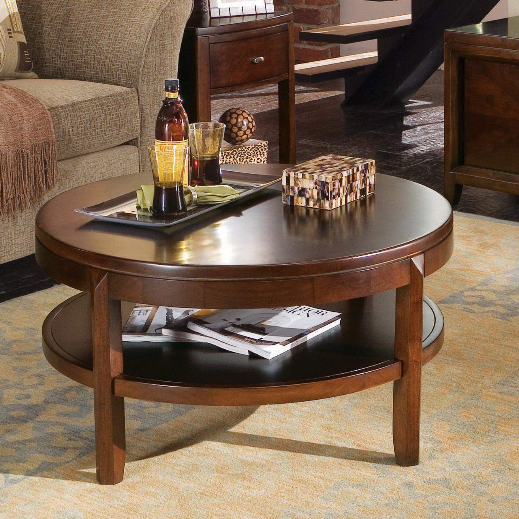 American Drew Tribecca Round Coffee Table 912 913 Round Coffee Table Sets Coffee Table Round Coffee Table [ 1800 x 1800 Pixel ]