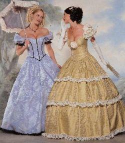 vestido victoriano #dressesfromthesouthernbelleera