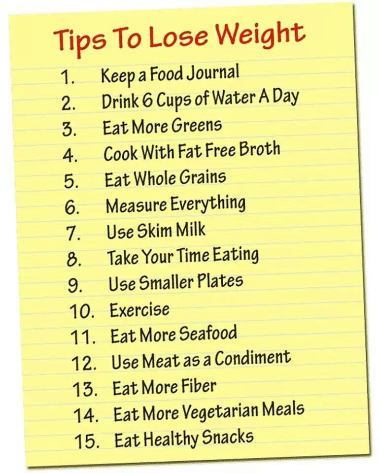 healthy recipes to lose weight pdf