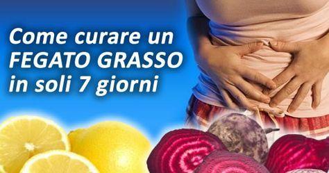 dieta depurativa per fegato grasso