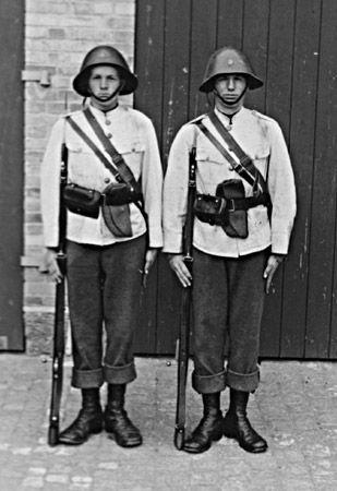NORSK MILITÆR 1940