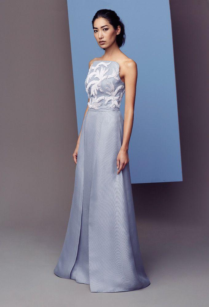 Para Pastel Invitada Vestidos De En Largos 15 Color Triunfar Como qxPq1gXwf