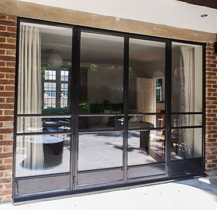 Mondrian External Doors