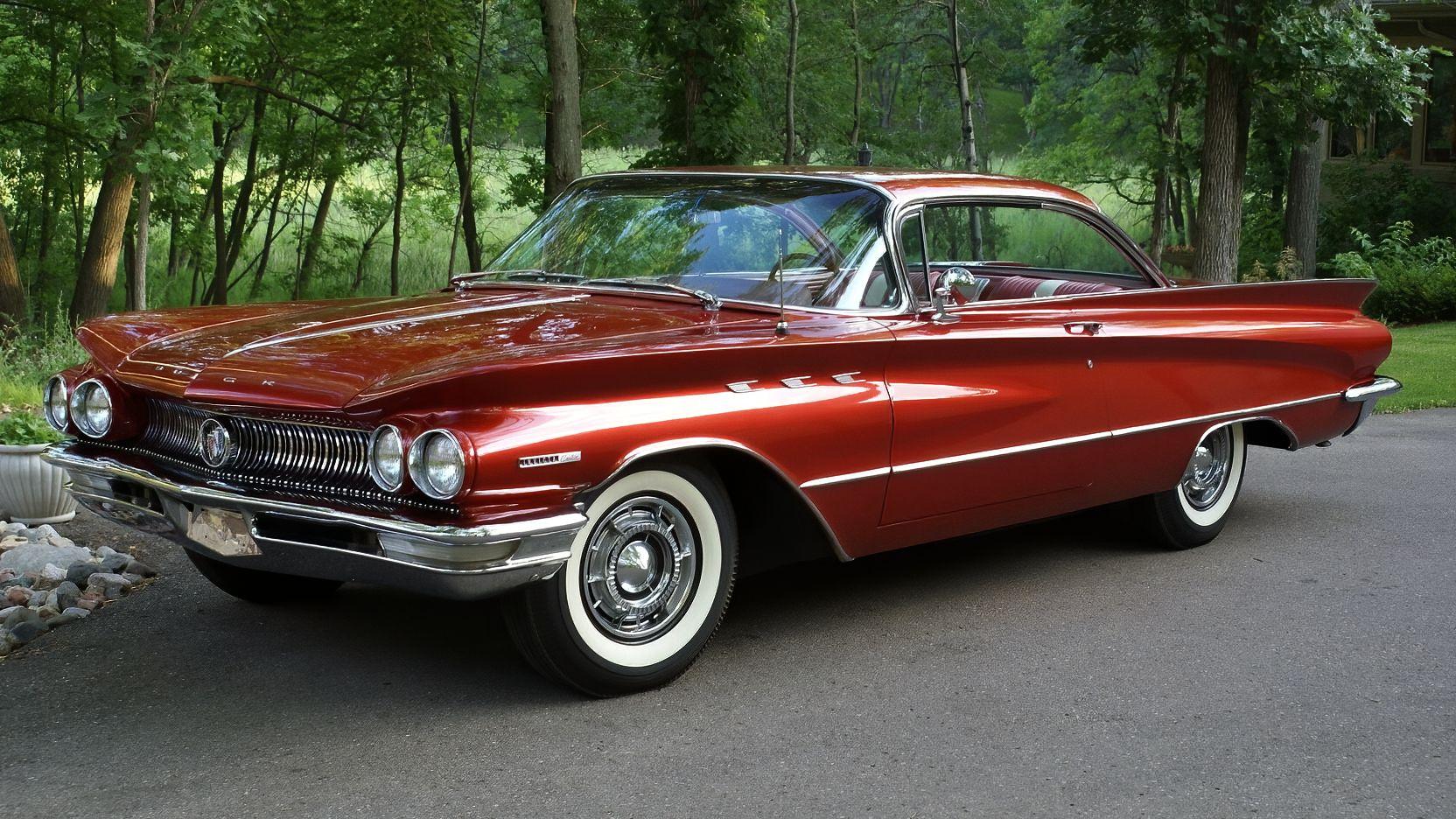 1960 Buick Invicta Custom Hardtop