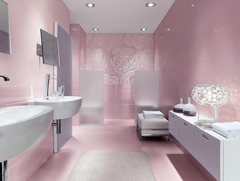 Piastrelle per bagno pura bathroom pinterest badezimmer bad