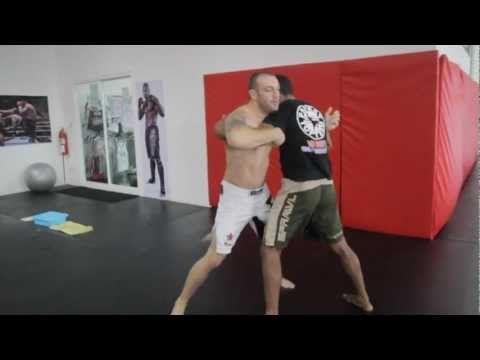 Sambo Wrestling Takedown From The Clinch - Silviu Vulc @ Phuket Top Team - YouTube