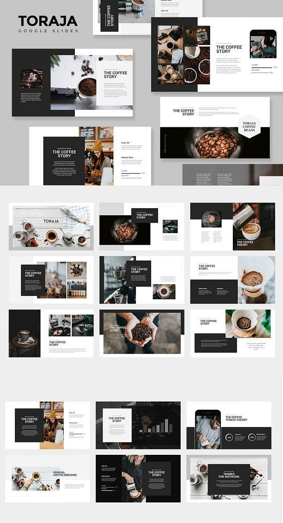 Toraja Google Slides Template #powerpoint