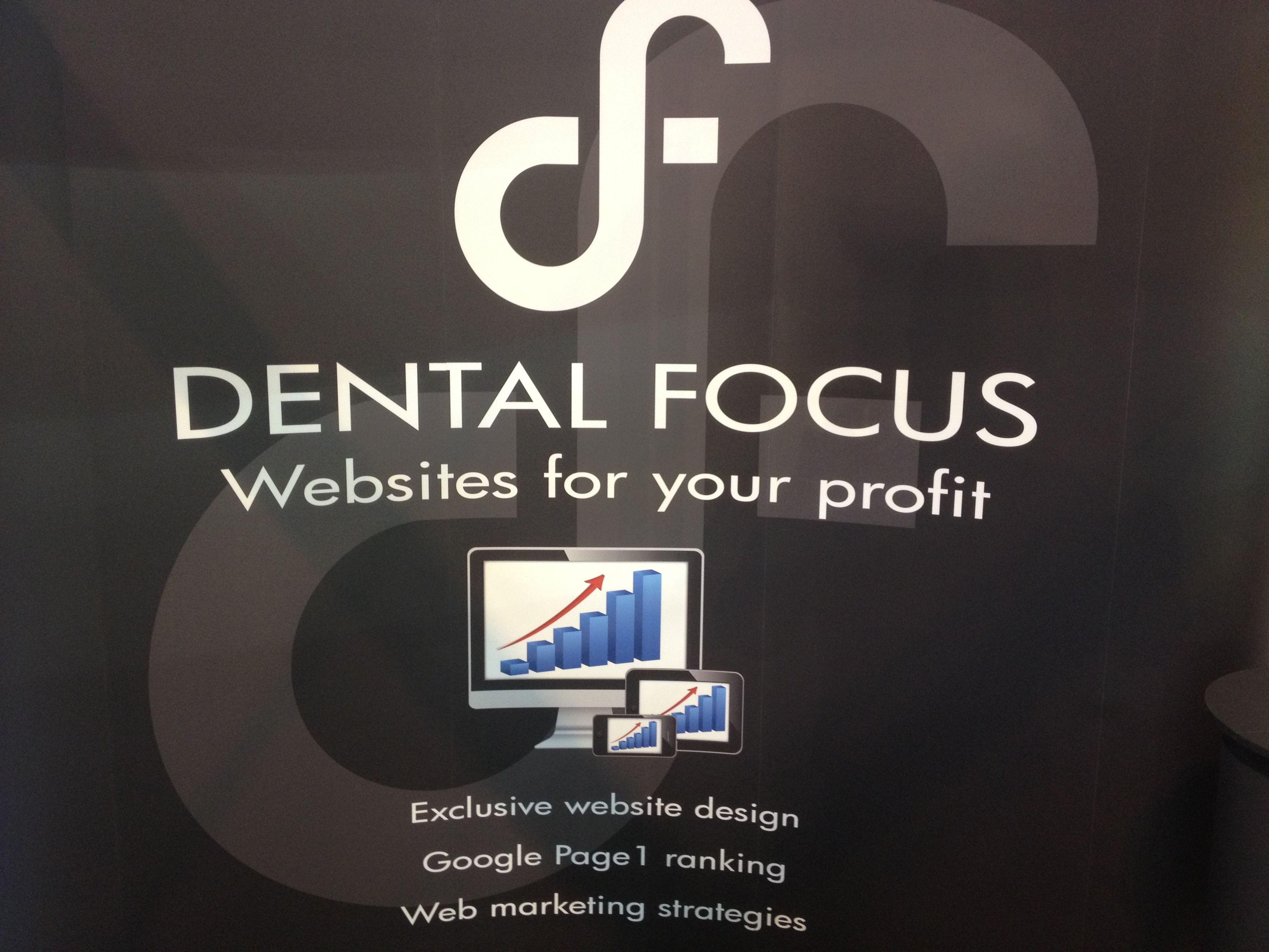 Dental Focus re-brand