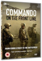 DVD, Commando, On The Front Line