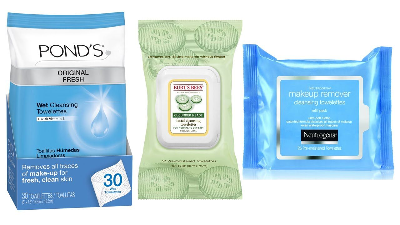 20 Best Makeup Remover Wipes photo