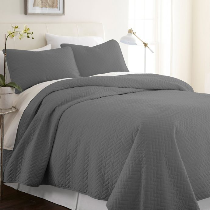 Home Collection Herring Quilt Set Bed Bath Beyond Beautiful