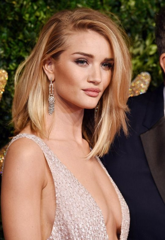 Daily rosie huntington whiteley hair love pinterest makeup daily rosie huntington whiteley winobraniefo Images