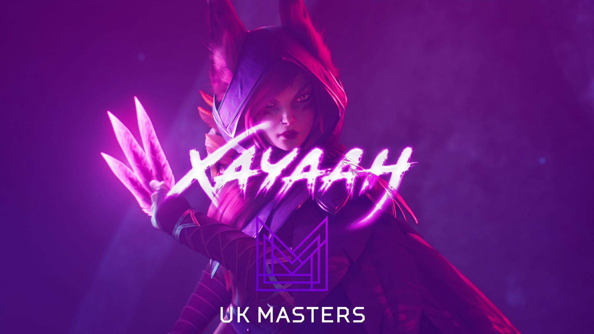 League Of Legends Xayah Wallpaper Remake By Xayaah Planos De Fundo