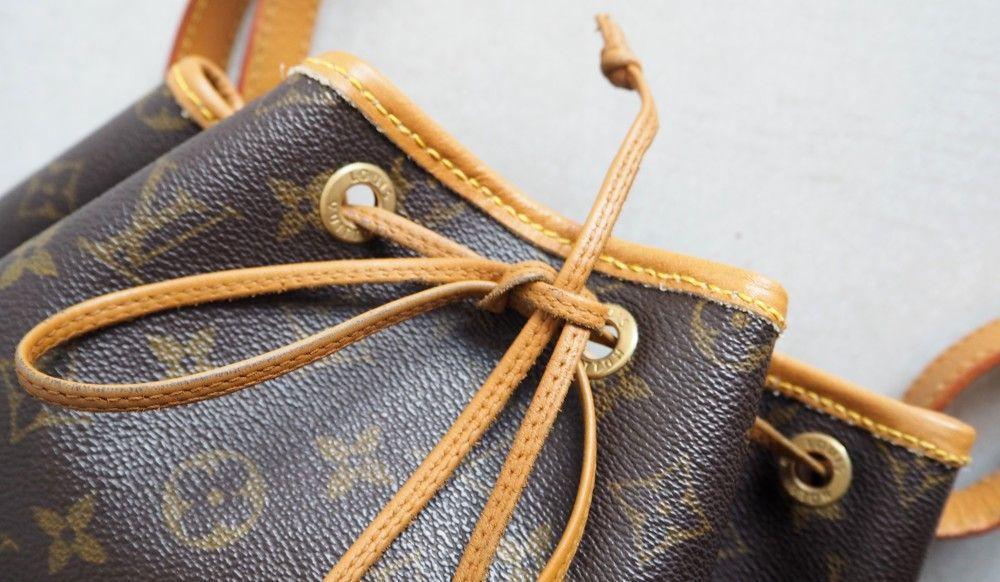 The Handbag Clinic: My Louis Vuitton Noe is repaired!