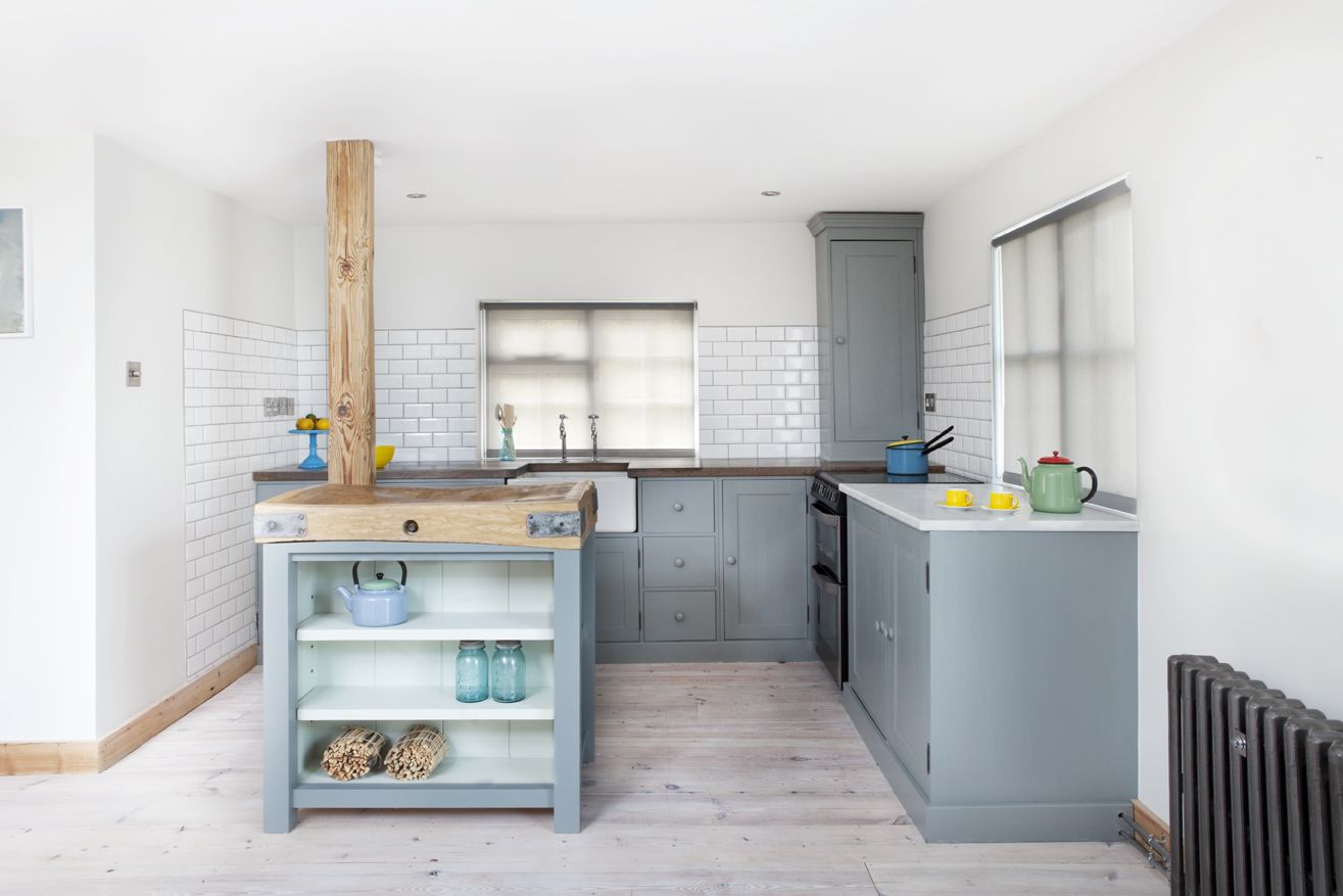 Town kitchen designed made fitted by kent and london