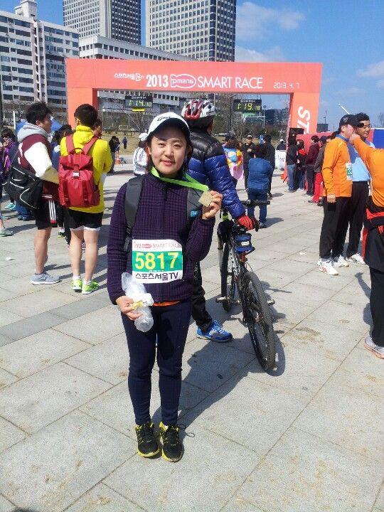 스포츠서울마라톤 20130407