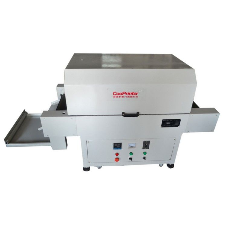 Factory Customized Hot Air Table Screen Printing Dryer