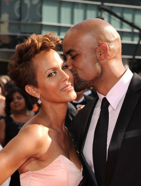 Boris Kodjoe married