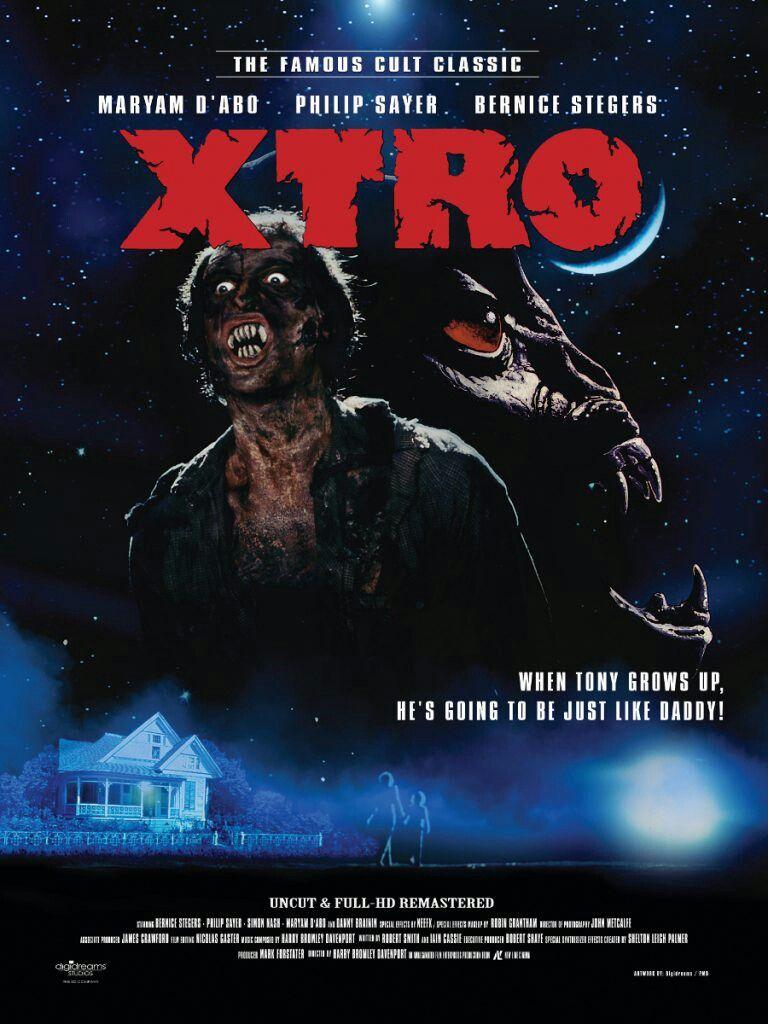 Xtro Uncensored director's cut