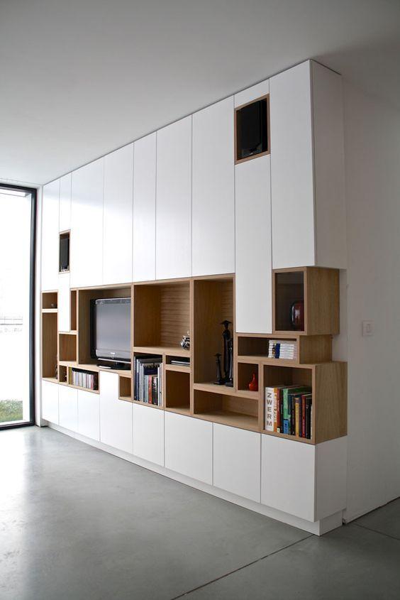 pingl par in form design sur tv room pinterest mobilier de salon meuble et salon. Black Bedroom Furniture Sets. Home Design Ideas