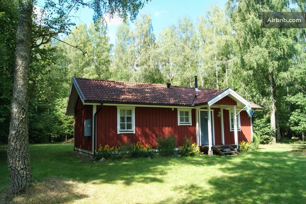 Ferienhaus am See ** Südschweden ** in Tingsryd SV