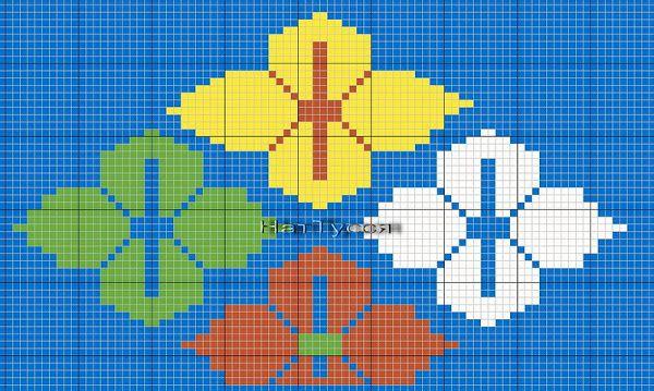 Patron tapestry crochet | Con ganchillo | Pinterest | Taschenmuster ...