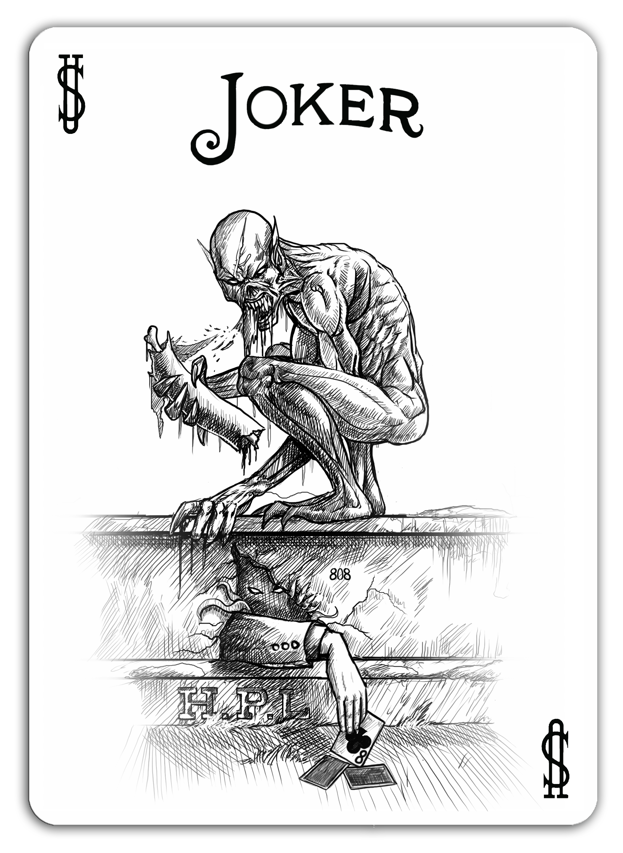 Joker2 Png 2103 2880 Joker Playing Card Joker Card Tattoo Bicycle Playing Cards