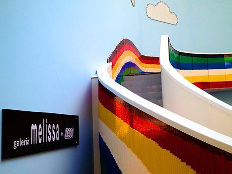 Lego - Galeria Melissa SP - Melissa