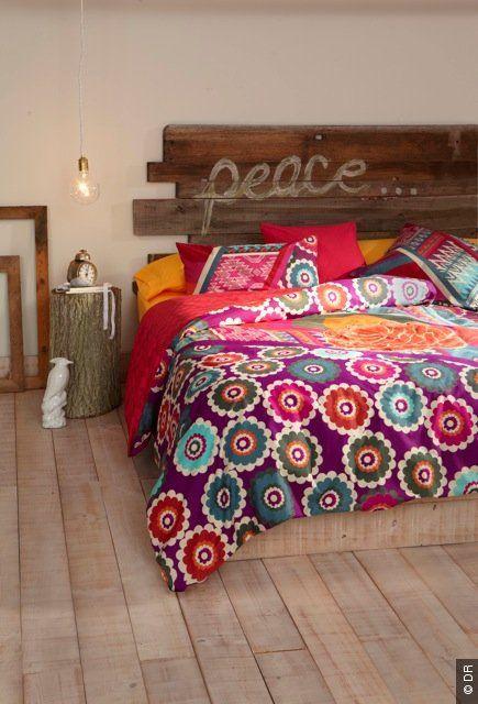 linge de lit espagne Desigual lance sa collection de linge de maison   arts de la table  linge de lit espagne