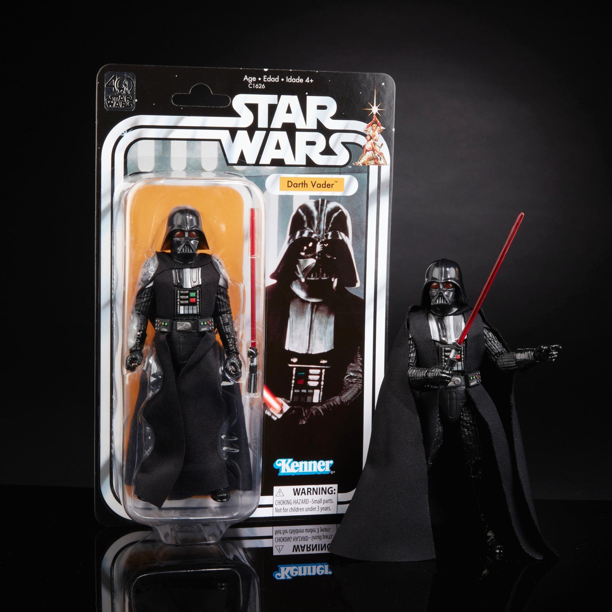 "Star Wars CHEWBACCA Action Figure The Black 3.75/"" Series Battle on Endor TRU"