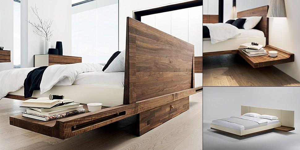 Mobilier Chambre à coucher haut de gamme Aménagement intérieur