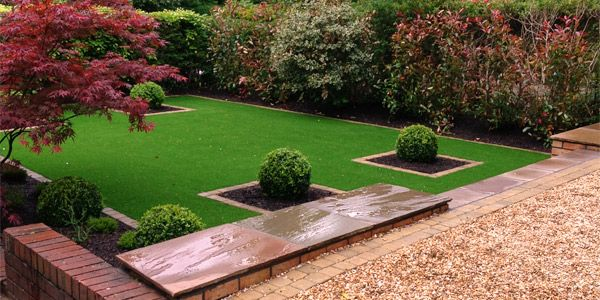 Resultado de imagen para garden design Decoracin jardines