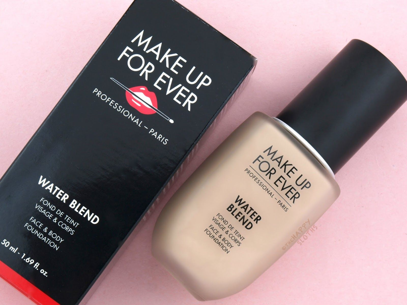 Make Up For Ever Water Blend Face & Body Foundation in