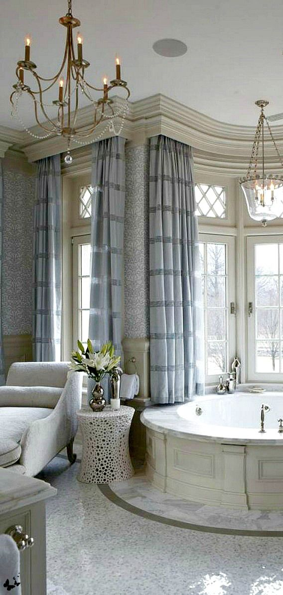 Bathroom Bliss | The House of Beccaria~