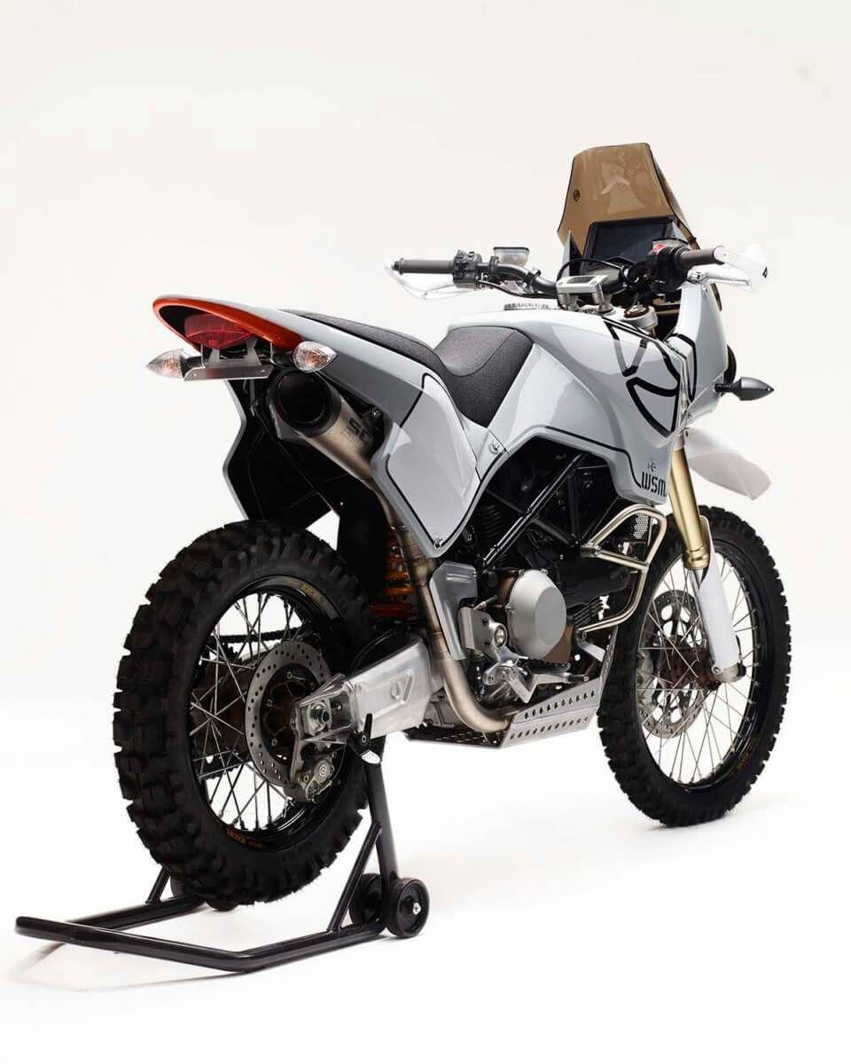 L'Avventura par Walt Siegl Motorcycles motosstyles.fr