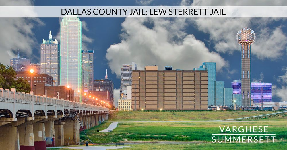 Dallas County Jail Information | Beautiful lights | Dallas