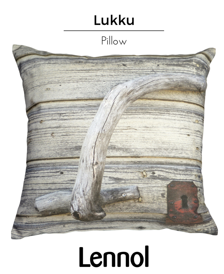 Luukku Is Finnish For Hatch The Lukku Cushion Carries An Evocative Digitally Printed Photograph Of A Door Handle Decorative Cushions Cushion Design Cushions