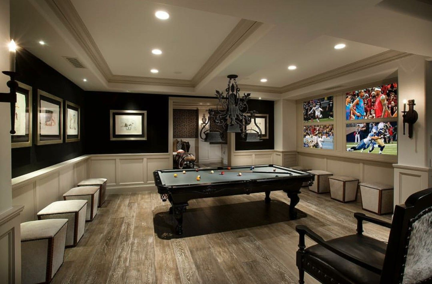 pin by kiana on dream home billiard room home bar on extraordinary affordable man cave garages ideas plan your dream garage id=69650